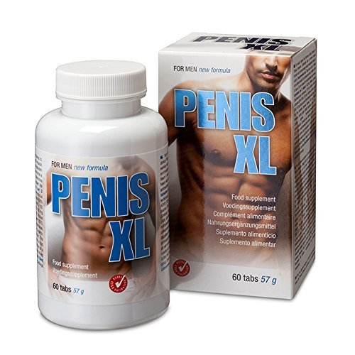(Penis XL Herbal and Powerful Natural Male Enhancement Potency Libido Orgasm Climax Virility Pills by Penis)