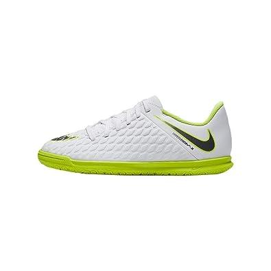 check out 78f3e f2313 Nike Jr Hypervenom 3 Club Ic Kids Aj3789-107 Size 1