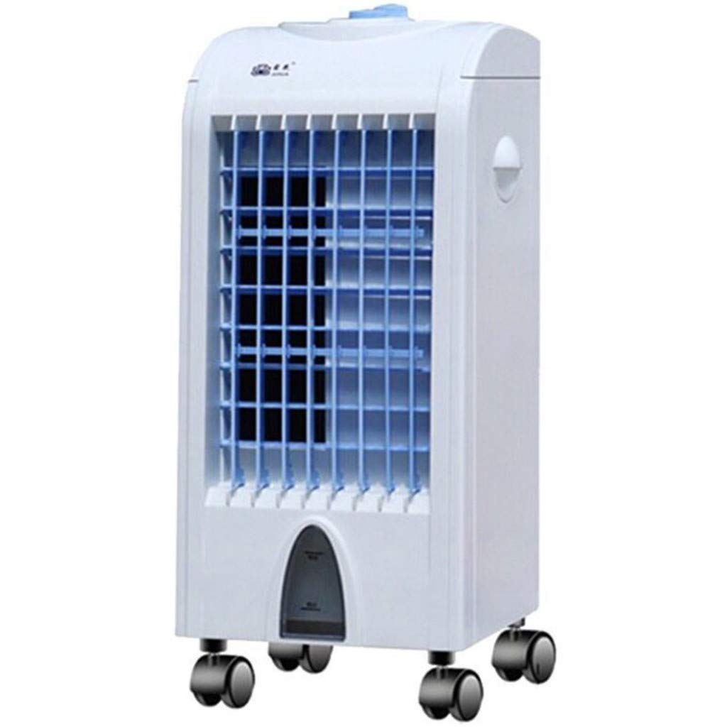 Kiorc Household Air Cooler Single Cold Type Electric Fan Mobile Vertical Cooling Fan