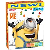 Kellogg's Despicable Me 3 Fruit Flavored Snacks, 10 Count