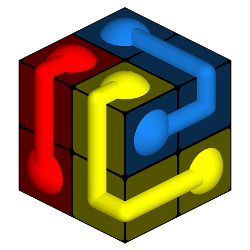 Excellent Puzzle Game - Cube Connect - Free Puzzle Game