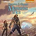 Memories of Ice: Malazan Book of the Fallen, Book 3   Livre audio Auteur(s) : Steven Erikson Narrateur(s) : Ralph Lister