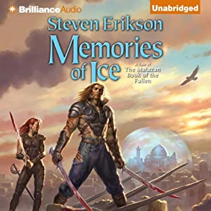 Memories of Ice Audiobook