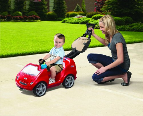 Little Tikes Mobile Ride On Push Car Red Buy Online In