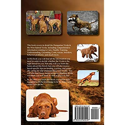 Vizsla-The-Complete-Owners-Guide-Paperback–July-23-2017