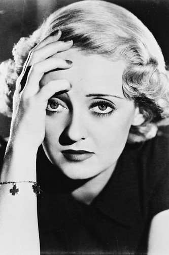 - Bette Davis 11x17 Mini Color Photo Poster