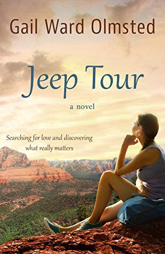 Book: Jeep Tour by Gail Ward Olmsted