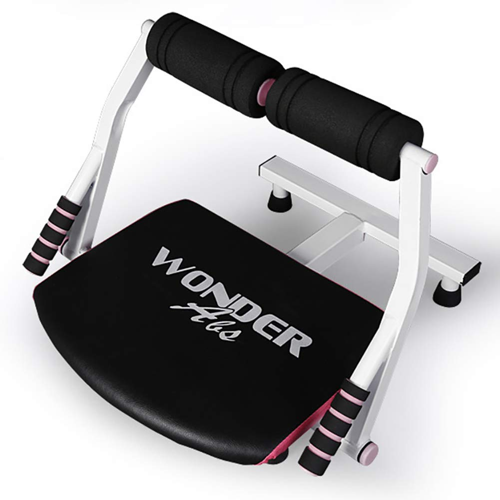 ミニ腹部機 体重を減らす スリミング スポーツ フィットネス機器 多機能 1つに6つ 世帯 座る   B07NVJSSH4