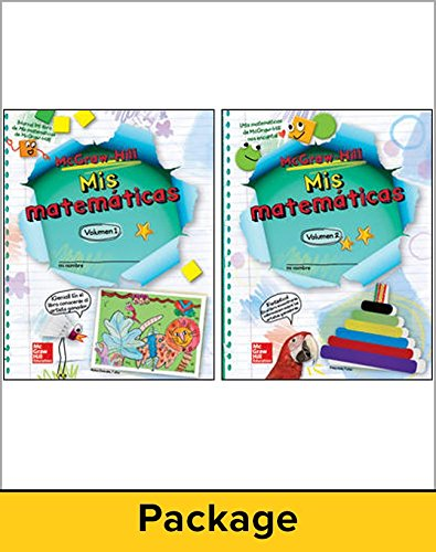 My Math Spanish Student Edition Package Grade 2 (ELEMENTARY MATH CONNECTS) (Spanish Edition)
