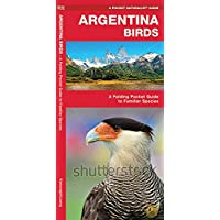 Argentina Birds: A Folding Pocket Guide to Familiar Species