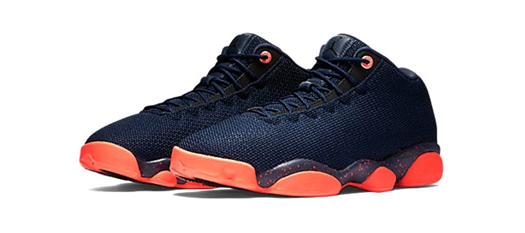 low priced 90bb9 8480f Amazon.com   Air Jordan Horizon Low (Obsidian Infrared 23 Black) 845098-406    Basketball