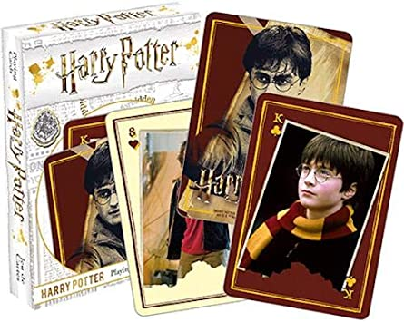 HARRY POTTER Dumbledore Carta de Juego: Amazon.es ...