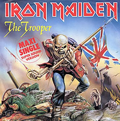 (The Trooper / Cross Eyed Mary)