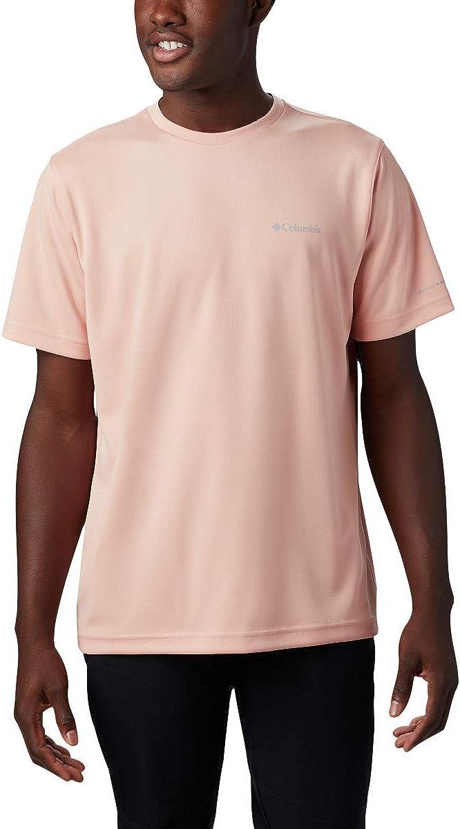 Columbia Men's Mist Trail Short Sleeve Shirt