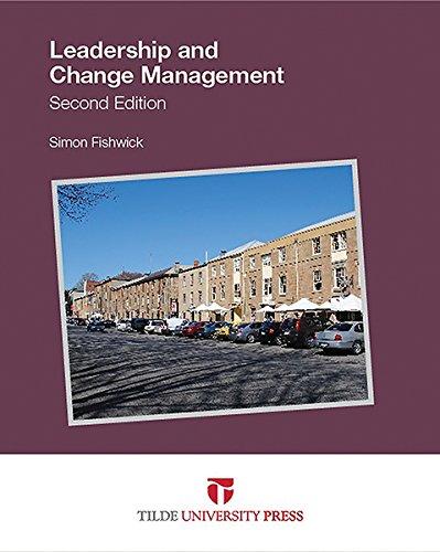 Leadership and Change Management ebook