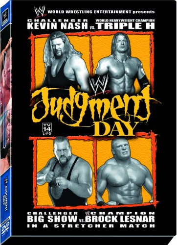2003 Rated - WWE Judgment Day 2003