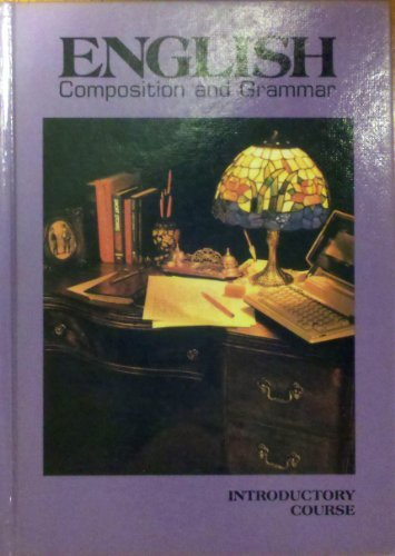 English Composition and Grammar Introductory Course Grade 6