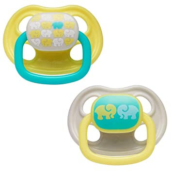 Amazon.com : The First Years Orthodontic Pacifier Stage 2 ...