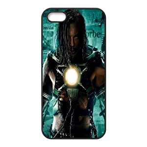 MEIMEIiPhone 5, 5S Phone Case Iron Man 3 F5T7475MEIMEI