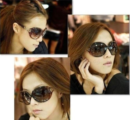 HOT!!! Fashion Womens Sunglasses Star Sun Glasses - Kong Hong Sunglasses