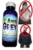 Absonutrix Anti Grey Advanced Hair Formula 60 Capsules Per Bottle 10 Bottles