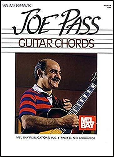 Joe Pass\'s Mel Bay Joe Pass Guitar Chords PDF - Mandakini Hotel Library