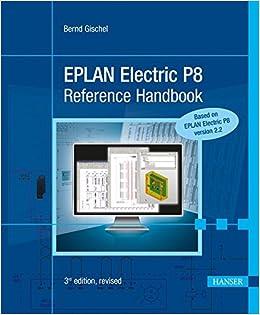 Buy EPLAN Electric P8 Reference Handbook Book Online at Low
