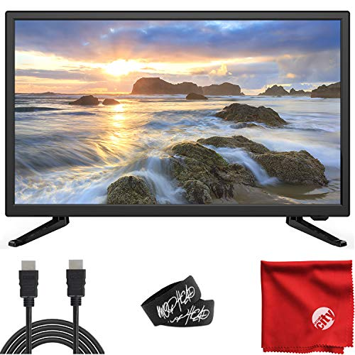 Sansui 24-Inch 720p HD LED Smart TV (S24P28DN) with Built-in HDMI, USB, High Resolution, Digital Noise Reduction, Dolby…