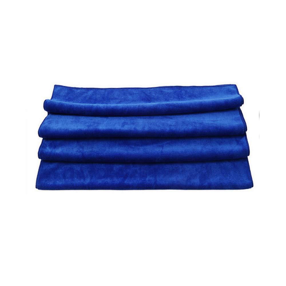 Toalla de Limpieza de Microfibra para Coche de Gran tama/ño Suave Winice 160 x 60 cm Color al Azar