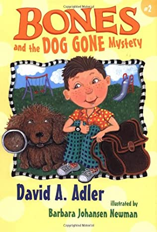 book cover of Bones and the Dog Gone Mystery