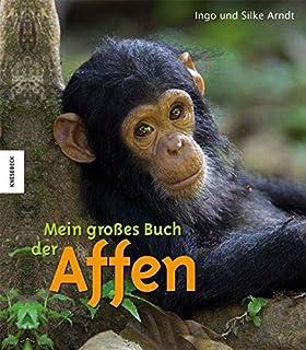 Bildband Affen Die Welt Der Affen Und Primaten Vom Kapuzineraffen