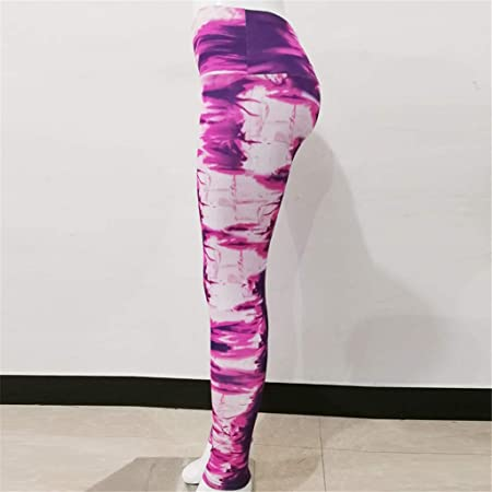 Amazon.com: Charmsamx - Leggings de yoga con diseño de ...