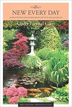 Book New Every Day - God's Eternal Gifts