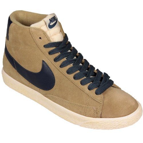 Nike M NP Hyprrcvry OTC - Calcetines para hombre Beige/Navy