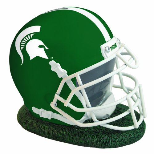 UPC 687746559865, NCAA Michigan State Helmet Shaped Bank