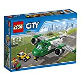 Lego City cargo airplane 60101