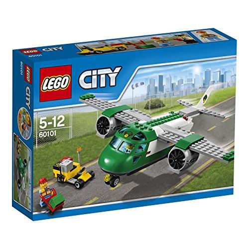 LEGO City - 60101 - L'avion Cargo