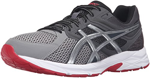 asics-mens-gel-contend-3-running-shoe-dark-grey-silver-true-red-6-m-us