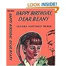Amazon Com Happy Birthday Dear Beany Beany Malone Series