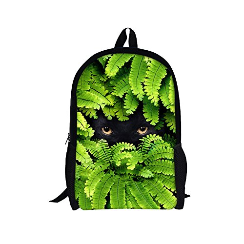 TOREEP Cool Dinosaur Tiger Animal Backpack Wild Adventure Jungle - Louis For Shades Women Vuitton