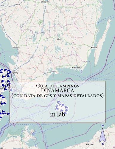 Guia de campings DINAMARCA con data de gps y mapas detallados: Amazon.es: lab, m: Libros