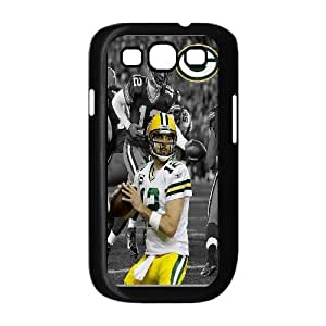 Best Phone case At MengHaiXin Store Green Bay Packers Aaron Rodgers Jersey iPhone Cell Phone Case Cover Pattern 73 For Samsung Galaxy S3
