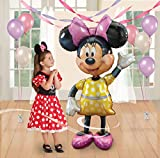 Anagram International Minnie Mouse Air Walker, Multi-Color