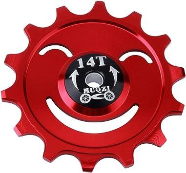Perfeclan 12T O 14T MTB Bicicleta Bicicleta Cerámica Rodamiento ...
