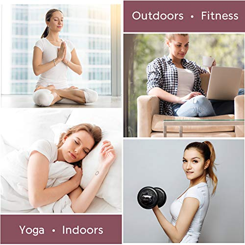 +MD Womens Bamboo Seamless T-Shirt Scoop Neck Short Sleeve Comfort Light Control Shapewear Undershirt Pyjamas