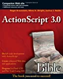 Actionscript 3.0, Roger Braunstein and Josuha J. Noble, 0470135603