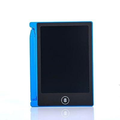 aibecy Mini 4,4 pulgadas LCD Tableta gráfica/Tablet escritura inteligente de comunicación para las personas gées y los niños, color azul: Oficina y papelería
