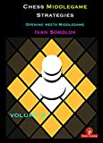 img - for Chess Middlegame Strategies Volume 2: Opening meets Middlegame book / textbook / text book