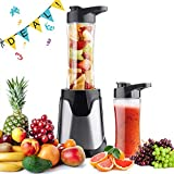 Professional Personal Small Blender Smoothie Maker,Portable Electric High-Speed Blender for Smoothies, Ice and Frozen Fruit, with Tritan Travel Sport Bottle, BPA-Free For Sale