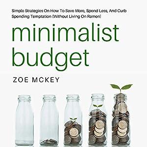 Minimalist Budget Audiobook